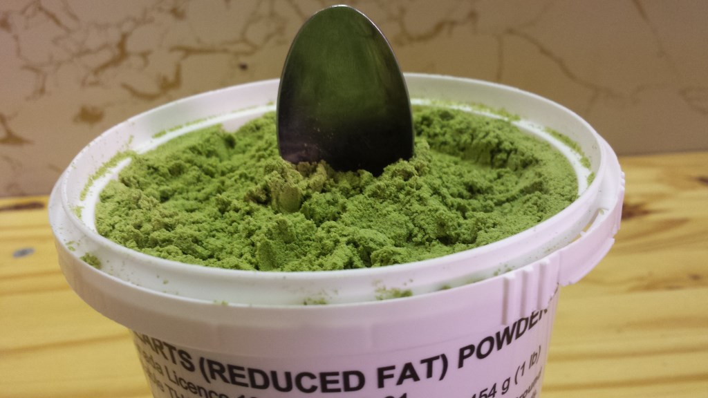 Hemp Hearts Powder Tub